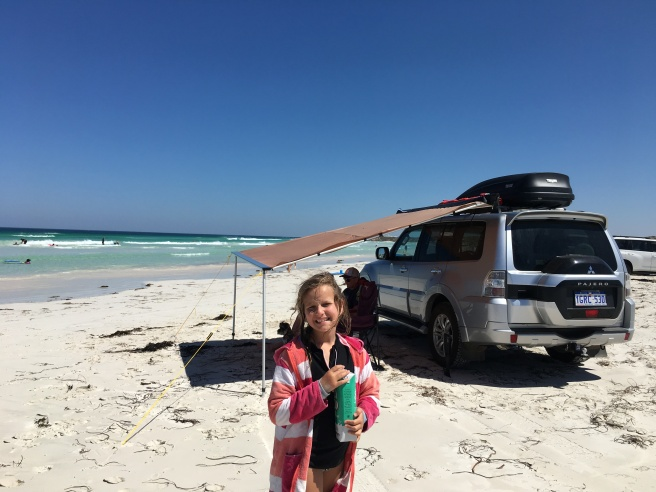 Dongara beach time - Jan 2019